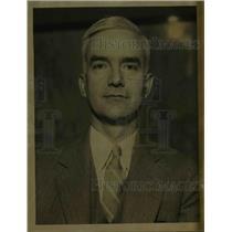 1934 Press Photo Harold Hynds