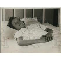 1934 Press Photo Agnes Kluck
