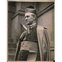 1919 Press Photo Patrick J Hayes named Archbishop of the New York