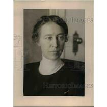 1920 Press Photo Mrs. Annette Abbott Adams, American lawyer and Judge, first