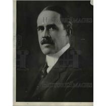 1929 Press Photo Morris L. Cooke of Philadelphia
