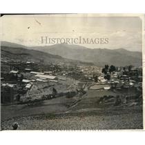 1927 Press Photo La Paz Bolivia Inca indian descendants rebellion