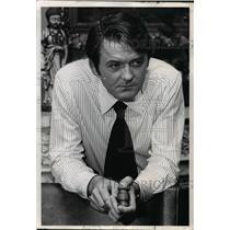 1972 Press Photo Hal Holbrook - orp16470