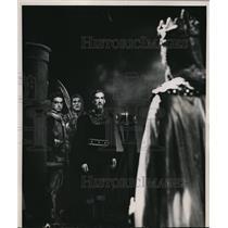 1964 Press Photo Casts of Gloomy Dane - orp20473