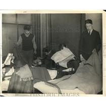 1922 Press Photo American Legion Hotel, Chicago Illinois