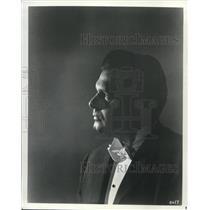 Press Photo Barry Morell Operatic Tenor Metropolitan Opera Singer