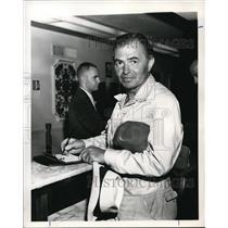 1960 Press Photo James Mason actor