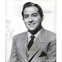 1952 Press Photo Robert Merrill stars in Aaron Slick from Punkin Crick