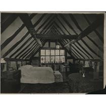 1909 Press Photo Harvard house home where Katherine Rogers was born
