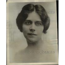 1929 Press Photo CharlotteSymons soprano at Philadelphia Grand Opera co