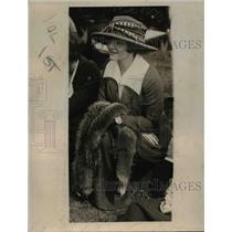 1919 Press Photo Ms. Adelaide Sedwick hailed the most beautiful girl in New York