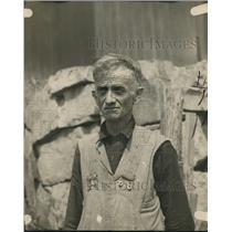 1923 Press Photo Charles Harvey, Brother of Ambassador George Brinton McClellan