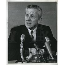 1962 Press Photo LeRoy Collins - ora10898