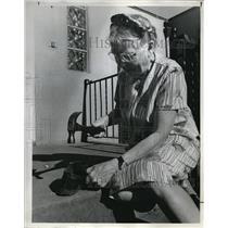 1966 Press Photo Mrs. Harry Holt - ora36053