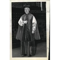 1939 Press Photo of Francis J. Spellman