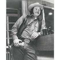 1974 Press Photo Big John