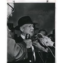 1964 Press Photo Former Union Official Dave Beck - ora02480