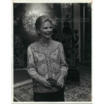 1979 Press Photo Nancy Wilkes McCann