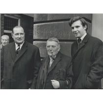 1971 Press Photo Sunday Telegraph staff acquitted of violating Secrets Act o