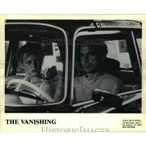 1991 Press Photo The Vanishing
