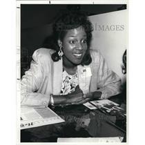 1988 Press Photo Deborah Mann