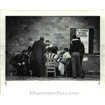 1986 Press Photo Gambling - cva71524