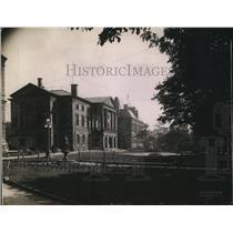 1925 Press Photo Provincial Legislature, Prince Edward Island
