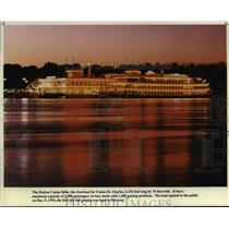 1996 Press Photo The Station Casino Belle, the riverboat for Casino
