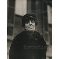 1920 Press Photo Helen Todd of NYC for American Women's Committee in DC