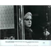 1984 Press Photo Elizabeth McGovern in Once Upon a Time in America - orp23767