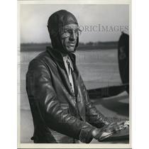 1936 Press Photo John R. Todd, Pomona, Ca.