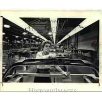 1987 Press Photo GenCorp Inc., plant in Marion, Indiana