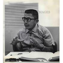 1970 Press Photo Roger Jim, community leader & harvest consultant - ora42893