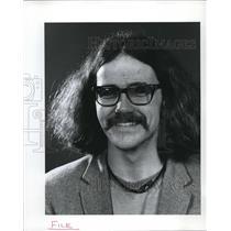 1972 Press Photo Scott Burgwin school board candidate - ora00448