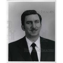 1973 Press Photo Lt. Richard J. Hrovat East Cleveland Policeman