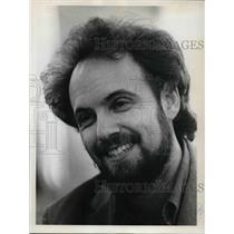 1976 Press Photo Richard Healy New American Movement - ora33538