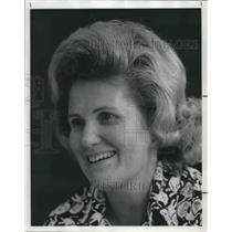 1974 Press Photo Elly Caterina MHCC College Student - ora08035