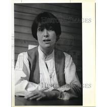 1980 Press Photo Marian Goldman - ora30187