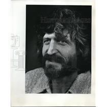 1973 Press Photo Robert D. Ford, environmentalist & college professor in Oregon