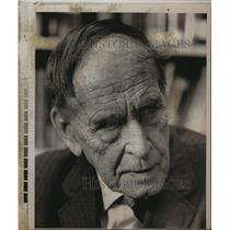 1970 Press Photo Roger Baldwin - ora05201