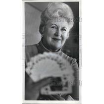 1972 Press Photo Shirley Blount - ora06337