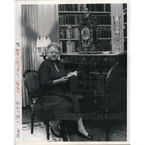 1970 Press Photo Mrs. R. Henry Norweb,Sr.