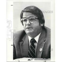 1984 Press Photo Madzelonka, Pres. of United Food and Commercial Workers Union