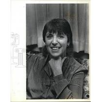 1982 Press Photo Darleen Garwood, Wash. state 1st million dollar lottery winner