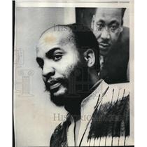 1969 Press Photo Rev James Bevel has information about assassins of Dr King