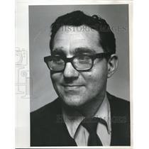 1973 Press Photo Roger Haas of North Clackamas School Board - ora31118