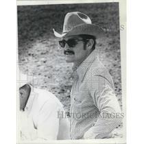 1975 Press Photo Jeff Copenhaver,former Long Creek resident now lives in Spokane