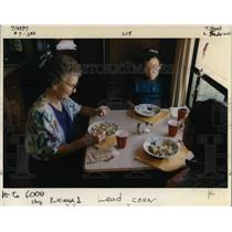 1997 Press Photo David Keeler