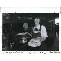 1995 Press Photo Jan Christoffer