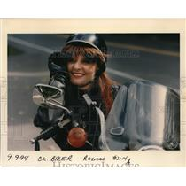 1994 Press Photo Carolyn Fox